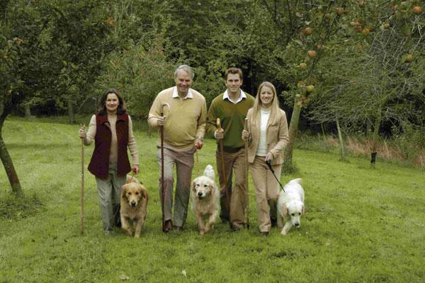 クラシックケイン社 Poter Family
