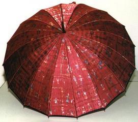 ほぐし織り洋傘