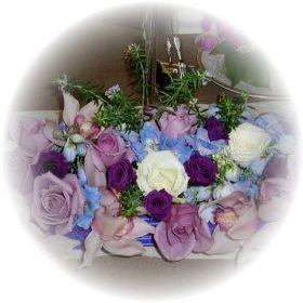 街の花屋の花展